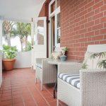 Quarters Hotel | Patio